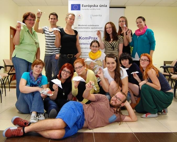 V KomPraxe sa tento rok vyškolilo takmer 6 000 mladých ľudí