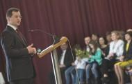 Minister školstva J. Draxler ocenil slovenských pedagógov