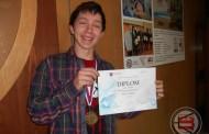 SPŠE Prešov má víťaza Olympiády v nemeckom jazyku