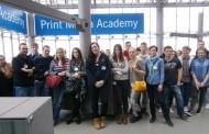 Študenti SOŠ polygrafickej stážujú v Nemecku